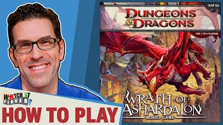 Wrath Of Ashardalon - How To Play