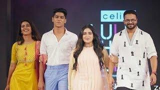 Lulu Fashion Week 2018   Jayasurya   Prayaga Martin   Priya P Varrier   Roshan