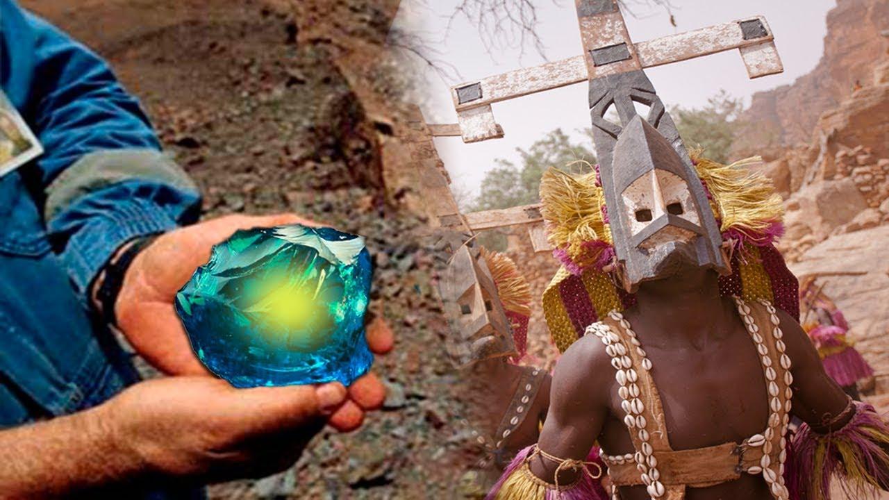 Entdeckungen in Afrika, die niemand erklären kann