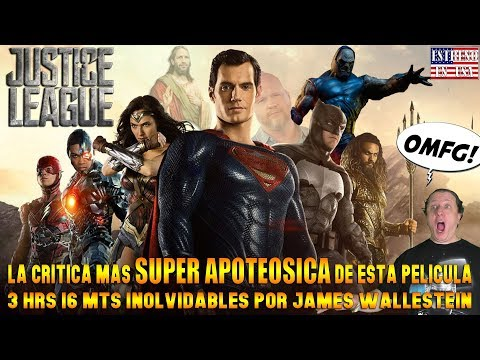 La liga de la Justicia - Justice League (2017) critica por James Wallestein