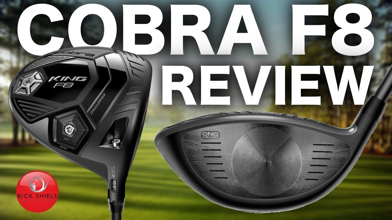 Cobra Fly-Z & Fly-Z Driver Review