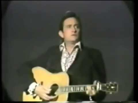 Johnny Cash Were You There When They Crucified My Lord?