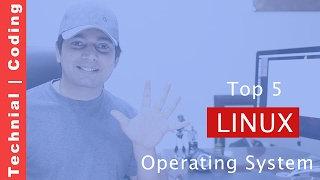Top 5 linux operating system