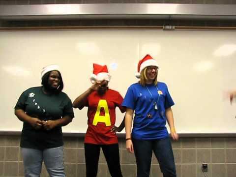 Chipmunks Christmas Song (ASL)