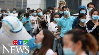 New study finds evidence of COVID-19 in China in October