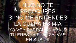 HIJO NO TE PREOCUPES ARGENTINO LUNA CON LETRA
