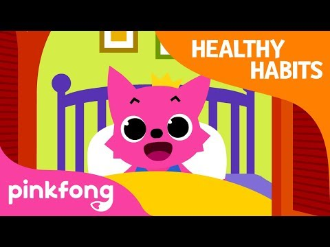good-morning-song-|-wake-up-song-|-healthy-habits-|-pinkfong-songs-for-children