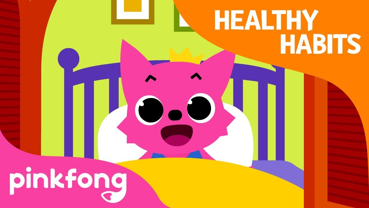 Good Morning Song Wake Up Song Healthy Habits Pinkfong Songs For Children Youtube