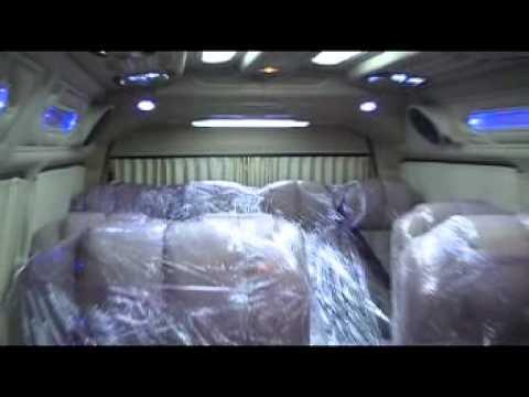 Toyota Hiace M12 VIP 9 Seats