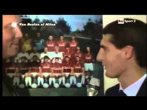Marco Van Basten al Milan   Perle di sport