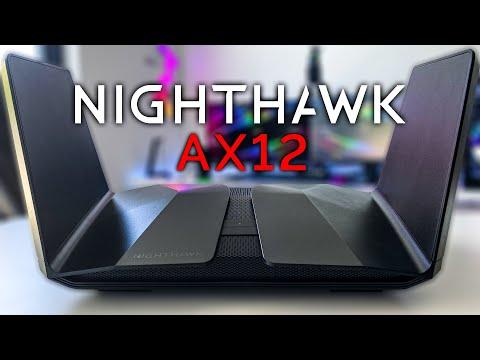 netgear's-insane-nighthawk-ax12-wifi-6-router!