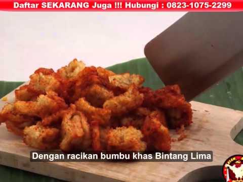 Usaha Rumahan MODAL KECIL Popcorn Chicken, 0823-1075-2299 (Telkomsel)