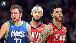 Dallas Mavericks vs New Orleans Pelicans - Full  Highlights | December 3, 2019 | 2019-20 NBA Season