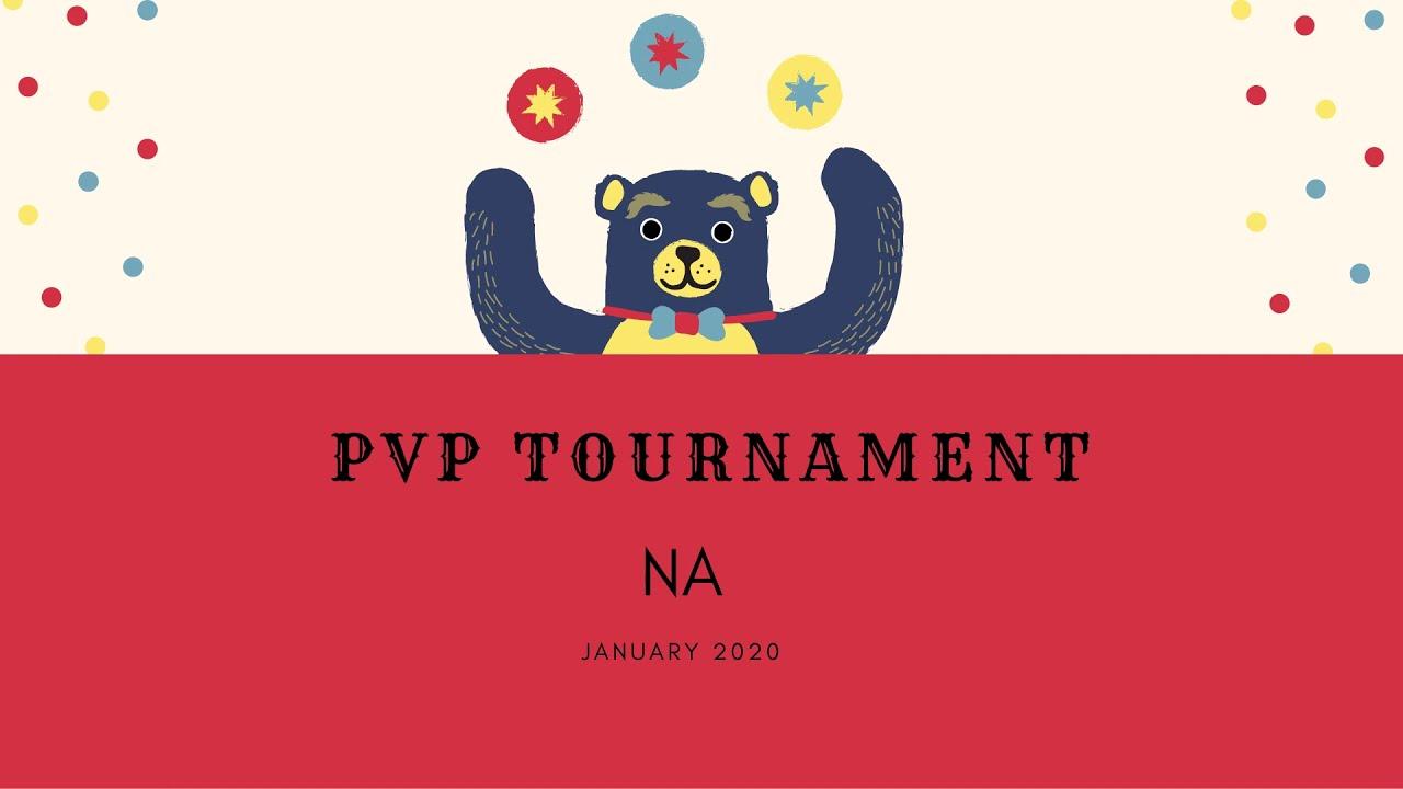 PvP Tournament - NA