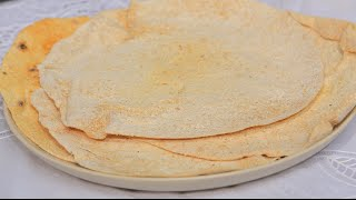 خبز الصاج الأسمر | سالي فؤاد