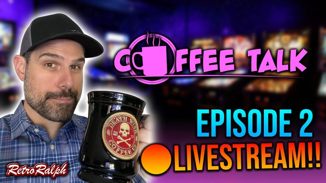 """Monday Coffee Talk - Episode 2 - """"Coffee's For Closers"""""""
