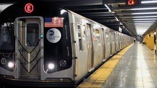 Міністерство національної безпеки США розпилює газ у метро Нью-Йорка. #UBR 10.05.2016