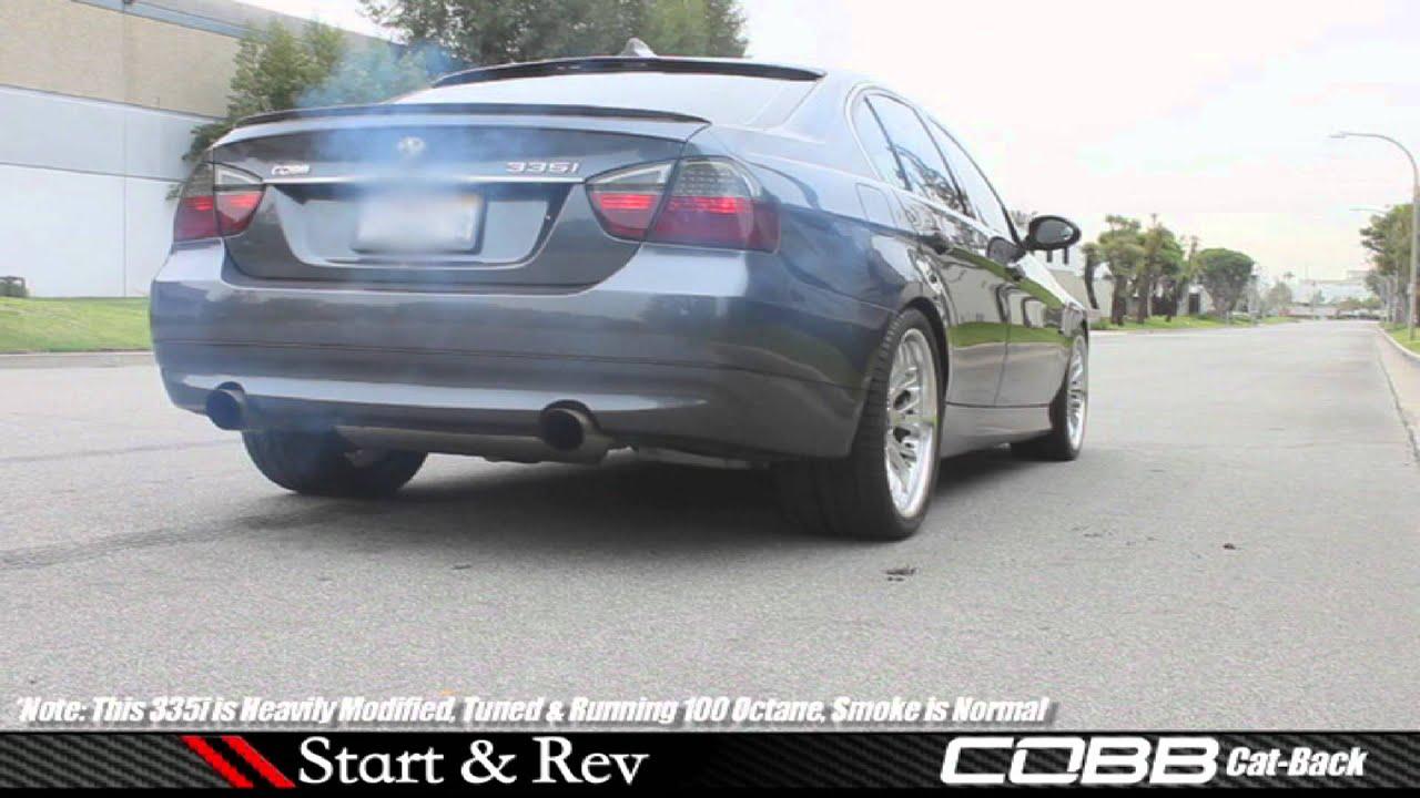 Video: SICK 400+HP E90 BMW 335i w/ Cobb Exhaust @ ModAuto (SOUND DEMO)