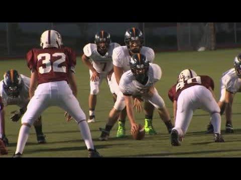 High School Football: Burrillville vs. East Greenwich