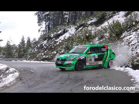 [HD 1080p50] Rallye Comunidad de Madrid - RACE 2018