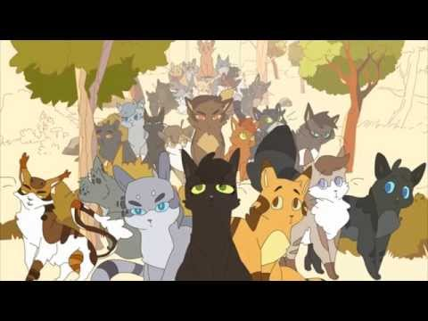 Warrior Cats: Omen of the Stars Intro (Textless)