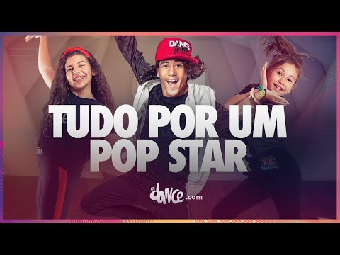 Tudo Por Um Pop Star - Maisa Silva  FitDance Teen  Coreografía Dance