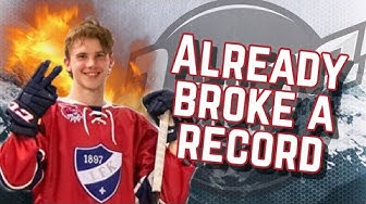 Brad Lambert Already Broke One of Barkov's Liiga Records (2022 NHL Draft Discussion)