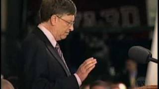 Bill Gates Speech at Harvard (part 3)