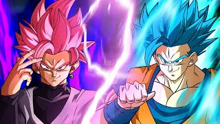 What if Gohan Trained After Buu? (Full Series)