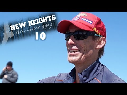 New Heights Adventure Blog - Episode 10 with Steve Plain