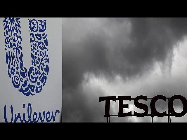 Великобритания: Теsco против желания Unilever повысить цены из-за падения фунта - economy