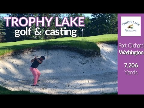 Trophy Lake Golf & Casting (Port Orchard, WA) [Two Minute Tuesday]