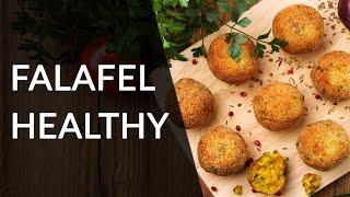 Falafel au four -  Recette Healthy
