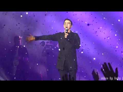 Soft Cell-SAY HELLO, WAVE GOODBYE-Live-The O2 Arena, London, Eng-Sept 30, 2018-Marc Almond-Dave Ball