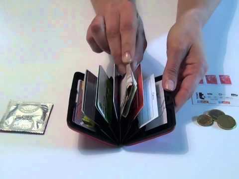 Ogon Stockholm Card Case