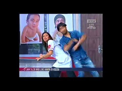 Shaheer Sheikh & Drashti Dhami Bollywood Dance Pesbukers Indonesia (Video credit Antv Official )