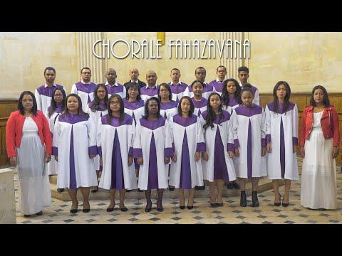 Chorale Fahazavana FLM Val-de-Marne - Tiàko Anô Jesosy [Clip Vidéo]