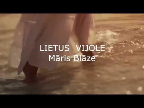 Lietus vijole (2018) - M?ris Bl?ze