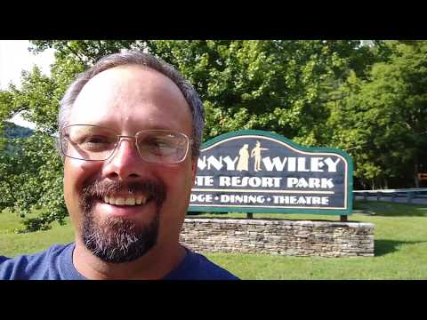 Camping Trip to Jenny Wiley State Park