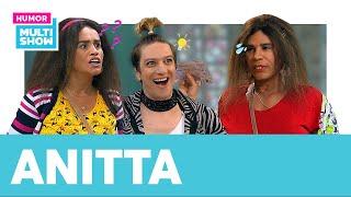 Graça vai conhecer a ANITTA! Quem será que ela vai levar? | ESQUENTA TÔ DE GRAÇA | Humor Multishow
