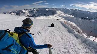 Gambar cover Winter Tandemflug - mit Rutschpartie auf der Piste vorab :-)