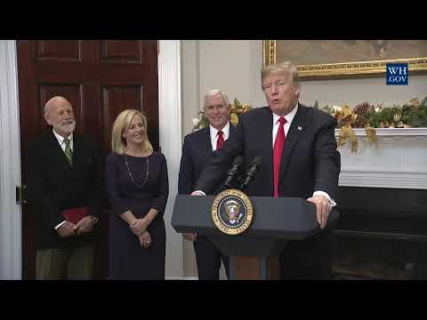Swearing-In Ceremony for Secretary of Homeland Security Kirstjen Nielsen