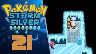 Egglocke sur Pokémon Storm Silver (FR) #21 : Le septième badge !