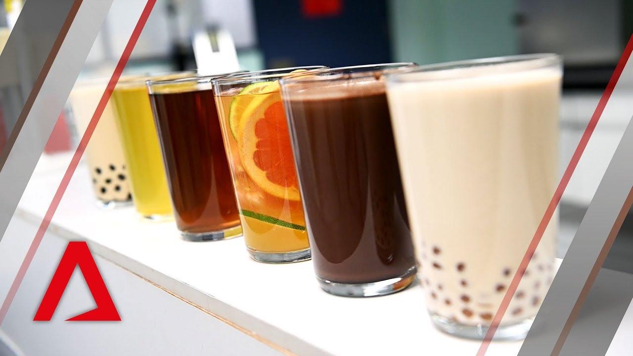 Sweeter than soda? The hidden sugars in bubble tea - CNA