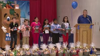 Watermill Express/HEB Essay Contest Awards