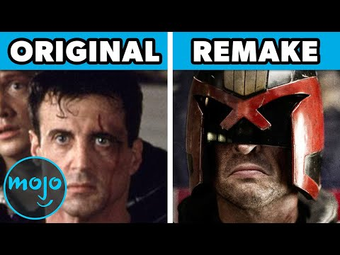 Top 10 Best Changes in Movie Remakes