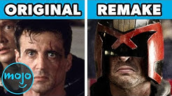 Top 10 Best Changes in Movie Remakes