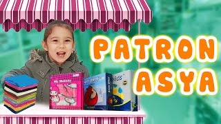 Barbie Çarşaf Arıyoruz Bulamadık | Şirinler Angry Birds | Asya'nın Dünyası Eğlenceli Çocuk Videoları
