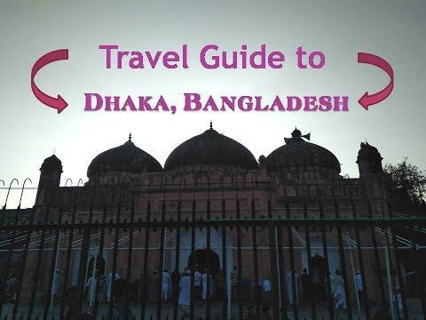 WOW Air travel guide application - Dhaka