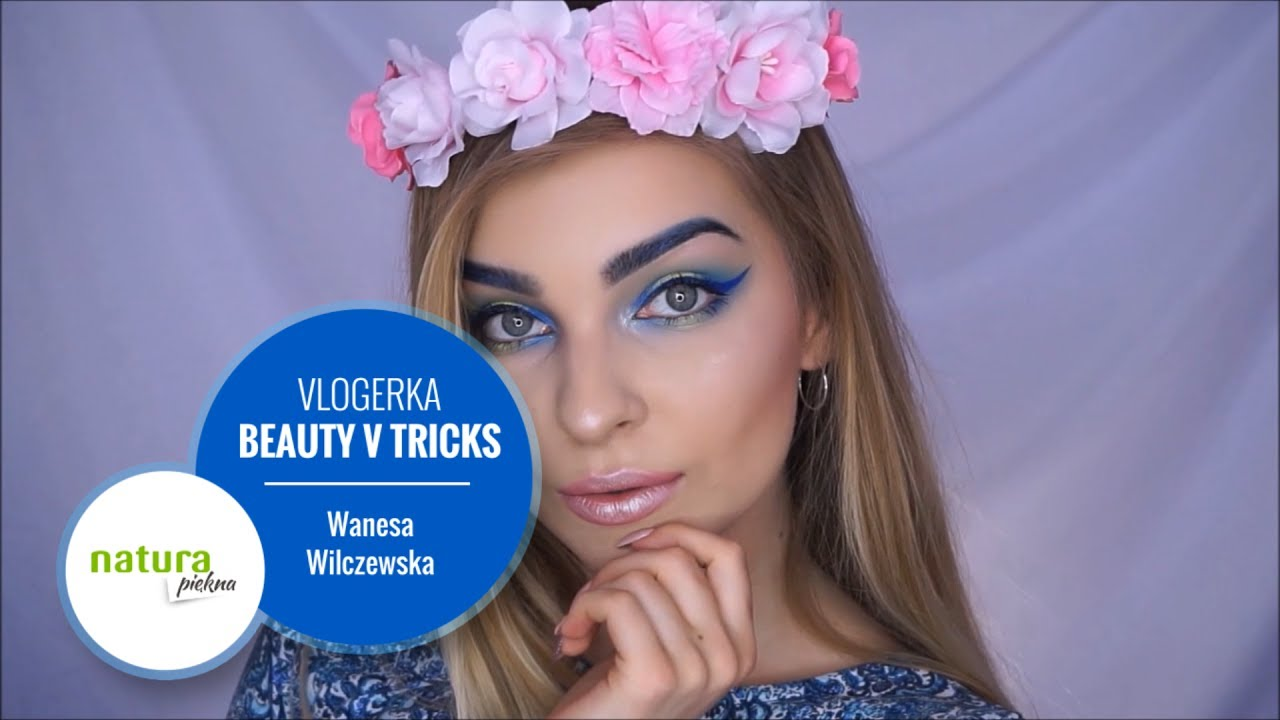 Szalony Makijaż Festiwalowy Youtube
